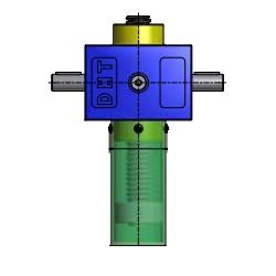 Dispositivo di anti rotazione martinetto